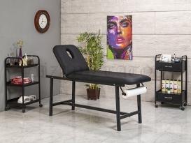 Dövme Malzemesi | Oval-S12 | Sedye (Delikli), Cihaz Sehpası, Sandalye
