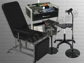 Dövme Stüdyo Ekipmanları Set-3