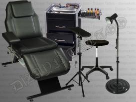 Dövme Stüdyo Ekipmanları Set-12